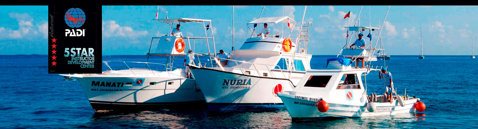 welcome to cozumel marine world