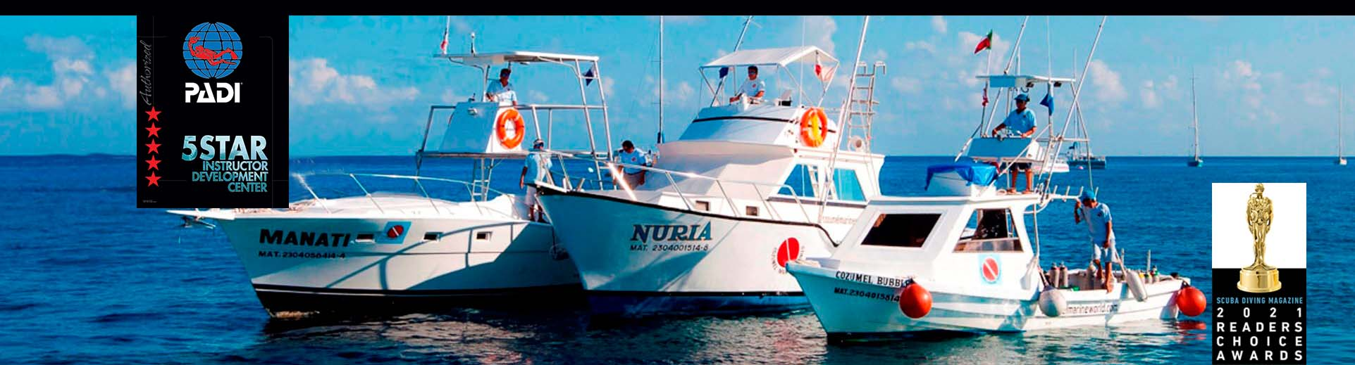 welcome to cozumel marine world 2020